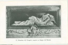 Roma; Catacombe Du S. Sebastiano Del Giorgetti, Eseguito Su Disegno Del Bernini - Non Viaggiata. (Sansaini - Roma) - Other