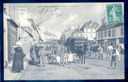 Cpa Du 29 Concarneau Avenue De La Gare  AVR20-47 - Concarneau