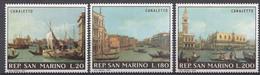 B1119 - Saint Marin 1971 - Yv. No 972-4 Neufs** - Unused Stamps