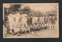 MISSIE DER DOCHTERS VAN LIEFDE VAN ST. VINCENTIUS A PAULO TE NSONA-MBATA (6393) - Belgisch-Kongo - Sonstige