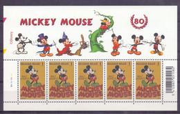 Belgie - 2008 - OBP - ** 3784 - PL 2 - Mikey Mouse - Disney ** - Ungebraucht