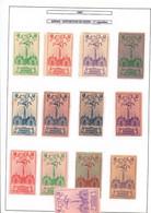 BEL ENSEMBLE DE VIGNETTES EXPO DU NORD ARRAS 1904 - Andere