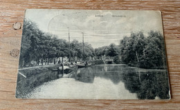 Breda -  Krijgsgevangen Post  - 1914 - Verzonden Aan Hildesheim/Munsterlager Duitsland - Breda