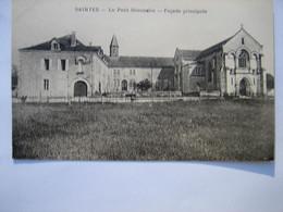 SAINTES Le Petit Séminaire Façade Principale - Saintes