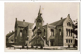 CPA Carte Postale -Pays Bas-Berghem--Raadhuis -1935-VM24229br - Oss