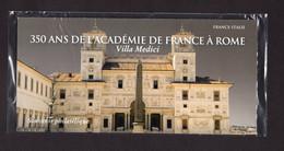 FRANCIA - Bloc Souvenir - ACADEMIE DE FRANCE A ROME - VILLA MEDICI - LEONE  LION - Felinos
