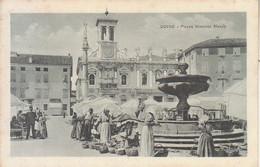 ITALIA - UDINE- Leggi Testo (mercato), Animata, Primi 900 - 2020-E-206 - Udine