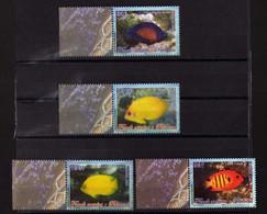 """Polynésie 2005 - """"Poissons"""" - Neuf ** MNH - Peces"""