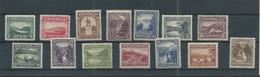 NEWFOUNDLAND  -TERRANOVA - 1923  - ST. GIBBONS N.149/62 - LIGHTLY HINGED - - 1908-1947