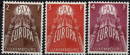 1957 Luxembourg, Luxemburg EUROPA, Série Neuf ** MNH Valeur Catalogue120€ - Unused Stamps