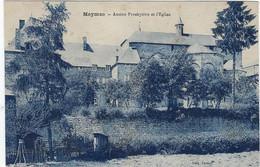 19  Meymac  Ancien Presbytere Et L'eglise - Otros Municipios