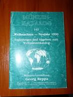 Munzen Katalog 1990 - Dutch