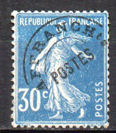 Col18  France PREO N° 60 Semeuse Neuf (X) No Gum Cote 70,00€ - 1893-1947