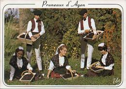 Pruneaux D'Agen - Folklore De Nos Belles Provinces. Lou Foular De Bilonebo - N 1829 - Editions ELCE - TBE - Recipes (cooking)