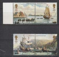 Isle Of Man 1992 Nr 537/40 ** , Zeer Mooi Lot Krt 4372 - Isola Di Man