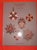 Catalogue De Ventes ( Tableaux, Décorations, Armes Anciennes , Coiffures, Divers ) Du 22 Mars 2019 - France