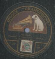 "125 ) 78 Tours 30cm  GRAMOPHONE 409  "" HERODIADE "" + "" LAKME "" M. ROUARD - 78 G - Dischi Per Fonografi"