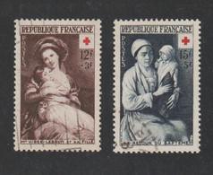 France - N° 966 Et 967 Oblitérés (côte 20 Euros) - Oblitérés