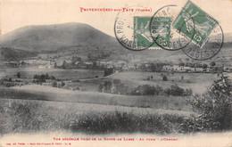 PROVENCHERES SUR FAVE - (88-Vosges) Provenchères-Wissembach Vue Prise  Route De Lusse - Other Municipalities