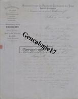 59 3847 LILLE NORD 1874 Manufacture Produits Chimiques M. KUHLMANN D AMIENS DUNKERQUE CORBEHEM A FOUILLOT La Rochere 70 - 1849-1876: Période Classique