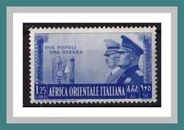 (61) Italienisch Ostafrika * MH/Falzspur (A-7-29) - Africa Oriental Italiana
