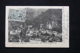 BULGARIE - Affranchissement De Sofia Sur Carte Postale En 1907 Pour La France - L 78909 - Covers & Documents