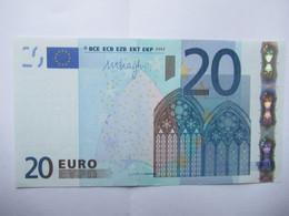 20 Euro-Schein P...aUnc.Draghi - 20 Euro