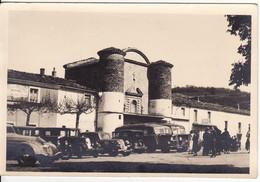 42 SAINTE -CROIX-EN-JARREZ **Façade De L'ancienne Chartreuse Du XIII ème Siècle** Autobus, Voiture Anciennes Citroën - Unclassified