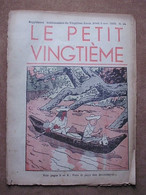Tintin - Petit Vingtième N°50 Du 05/11/1936 -Hergé - Tintin