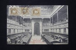 ESPAGNE - Affranchissement De Tarrasa Sur Carte Postale En 1906 Pour La France - L 78929 - Briefe U. Dokumente
