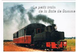CPSM TRAIN Vapeur Baie De La Somme - Other Municipalities