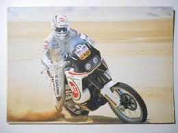 Edi Orioli Cagiva Elefant - Motociclismo