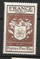 France:n°668 **  Journée Du Timbre 1944 - Nuevos