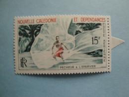 Nouvelle Calédonie 1962 Yv PA 67 MNH **   Michel 377  Scott C 29  SG 351 Fiishing - Ongebruikt