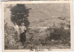 10053.  Foto Vintage Gruppo Pra Catinat Pracatinat 1953 (fenestrelle Torino) - 10x7 - Plaatsen