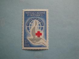 Nouvelle Calédonie 1963 Yv 312 MNH **   Michel 393  Scott 329  SG 373 Red Cross Croix Rouge - Ongebruikt