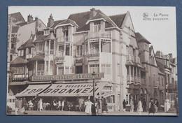 La Panne - Hôtel Englebert - Pub Top Bronnen - Photo R. Didier - Nels - Vers 1930 - De Panne