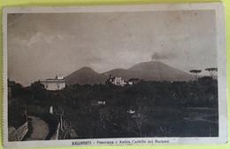 Bellavista,Portici Panorama E Antico Castello Dei Borboni,Vesuvio - Portici