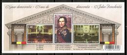 Belgium 2006 Bélgica / 175 Years Of Democracy MNH 175 Años De Democracia 175 Jahre Demokratie / Lf04  5-36 - Ohne Zuordnung