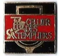 CELLIER DES TEMPLIERS - C2 - Verso : SM - Beverages