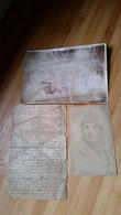 LOT  PHOTO  / CARTE  / LETTRE  MILITAIRE  DU  153 Eme   D  INFANTERIE 1914 - 1914-18