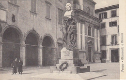 PESARO-MONUMENTO A MIAMANI- CARTOLINA NON VIAGGIATA 1915-1925 - Pesaro