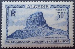 R2062/293 - 1952 - COLONIES FR. - ALGERIE - N°298 NEUF* - Ongebruikt