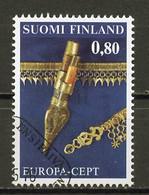 Finlande - Finnland - Finland 1976 Y&T N°753 - Michel N°787 (o) - 0,80m EUROPA - Used Stamps