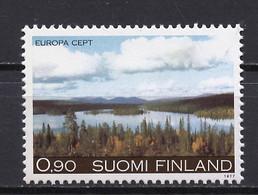 Europa CEPT 1977 Finlande - Finnland - Finland Y&T N°773 - Michel N°808 *** - 0,90m EUROPA - 1977