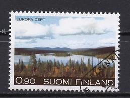 Europa CEPT 1977 Finlande - Finnland - Finland Y&T N°773 - Michel N°808 (o) - 0,90m EUROPA - 1977