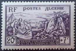 R2062/307 - 1954 - COLONIES FR. - ALGERIE - N°322 NEUF* - Ongebruikt