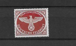 """1942 MNH Feldpost, Abklatsch, """"mirror Print"""" - Dienstpost"""