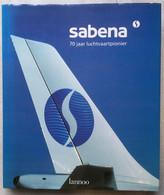 Sabena 70 Jaar Luchtvaartpionier - 1993 - Luchtvaart - Congo -  België - Vliegtuig - Geschichte