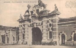G2211 - ANVERS - BELGIQUE - Fortifications Porte De Bruxelles - Other